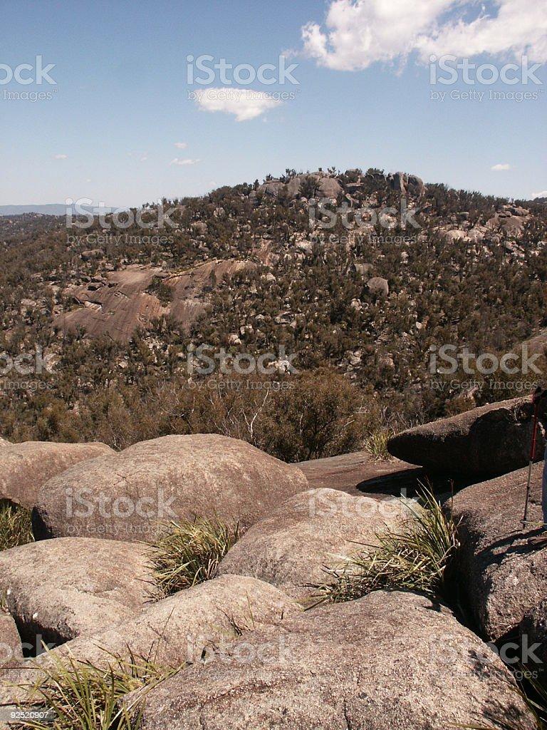 Australische Felsenlandschaft IV Lizenzfreies stock-foto