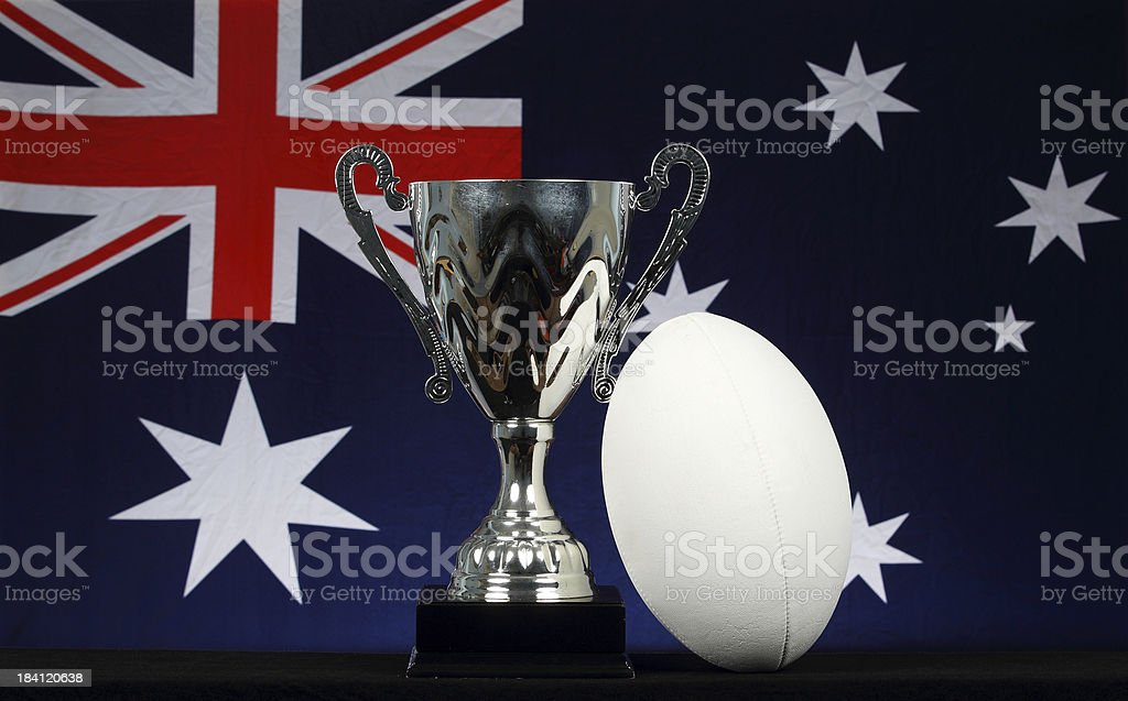Australian Rugby Union stock photo