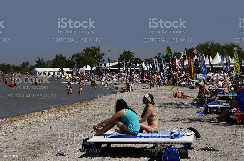 Austria, Burgenland stock photo