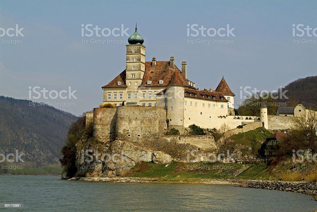 Austria, Danube Valley royalty-free stock photo