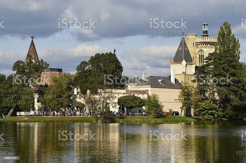 Austria, Laxenburg stock photo