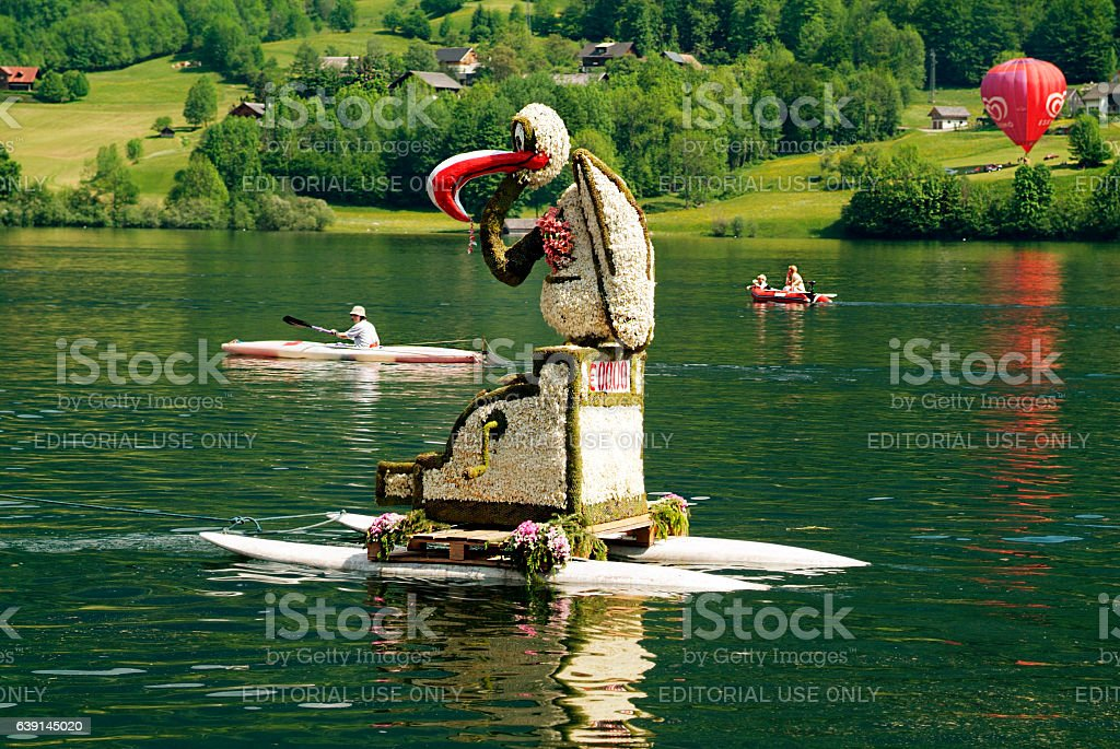 Austria, Narzissenfest, stock photo
