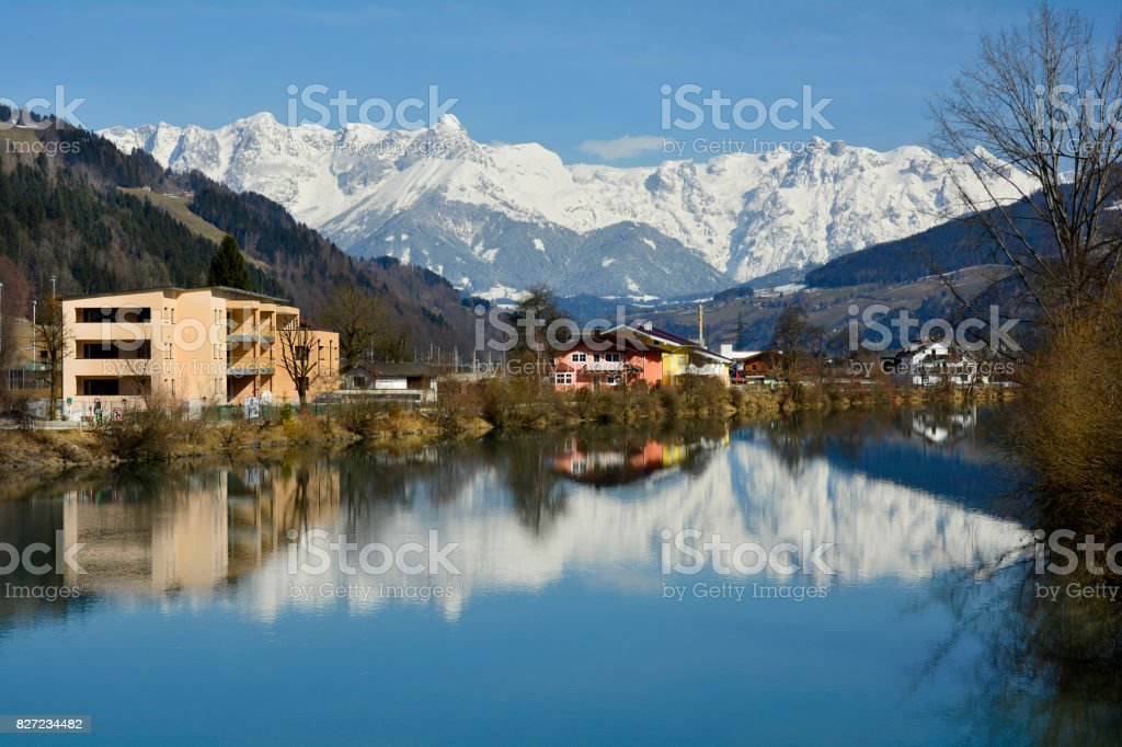 Austria, Salzburg County stock photo