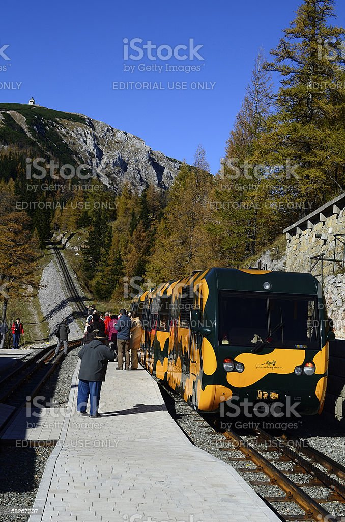 Austria, Schneeberg stock photo