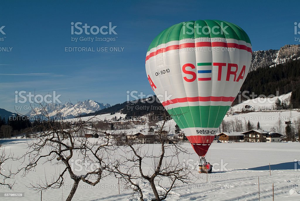 Austria, Sport stock photo