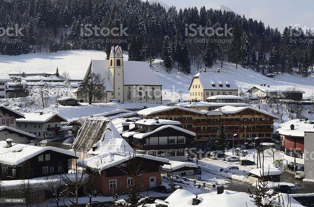 Austria, Tyrol royalty-free stock photo