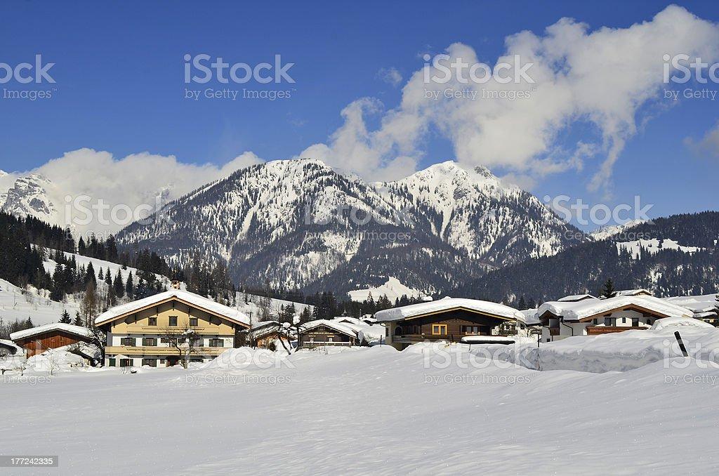 Austria, Tyrol stock photo