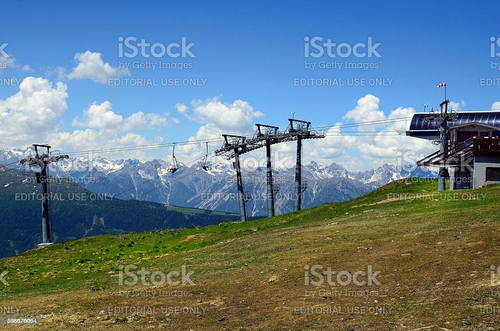 Austria, Tyrol, Pitztal, stock photo