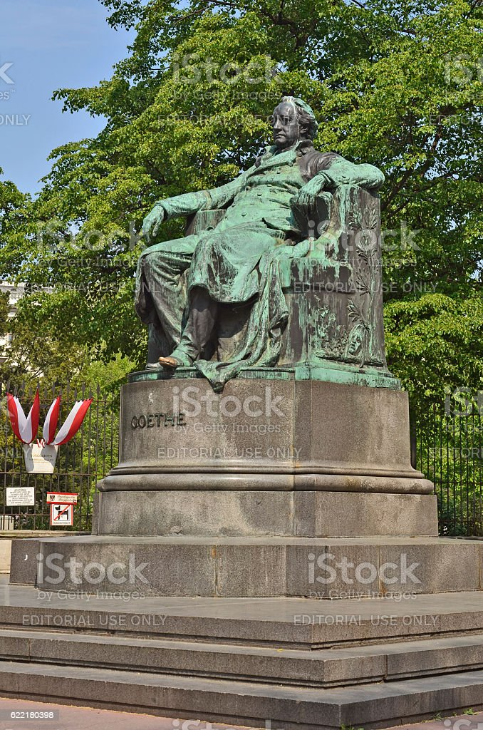 Austria, Vienna, memorial stock photo