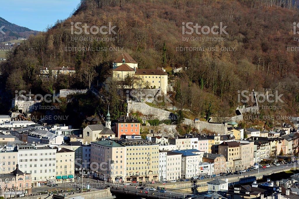 Austria_Salzburg stock photo