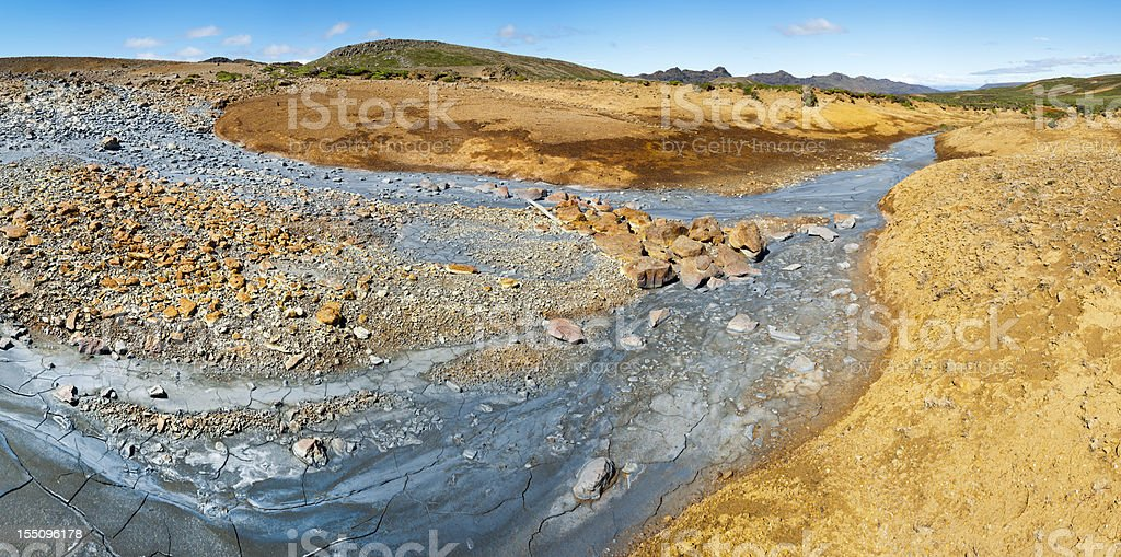 austurengjahver, iceland stock photo