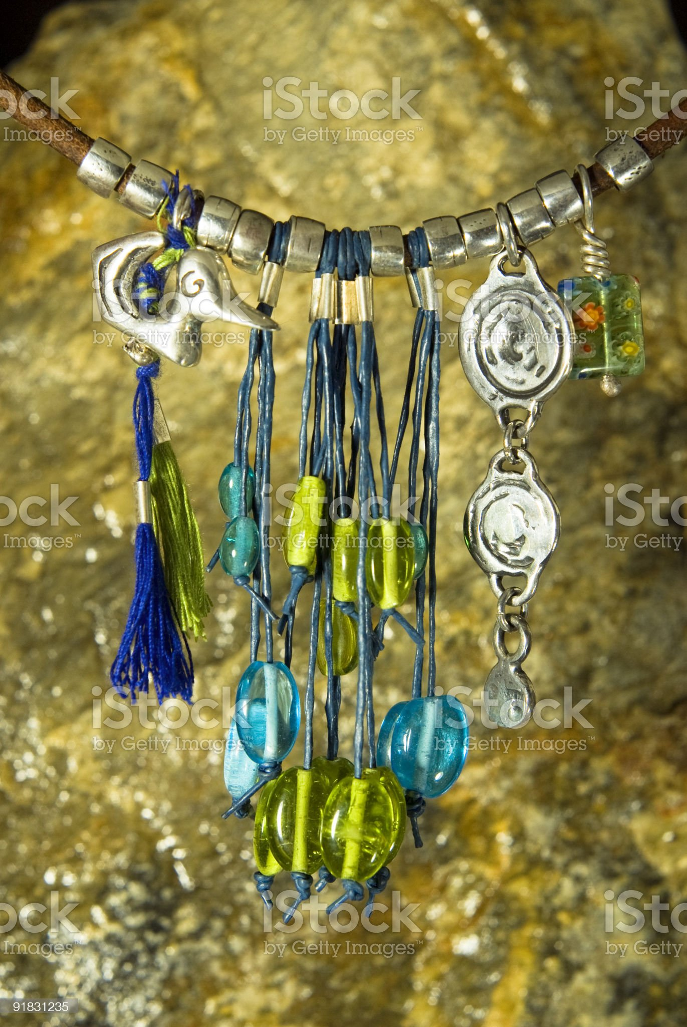 Authentic  charm royalty-free stock photo
