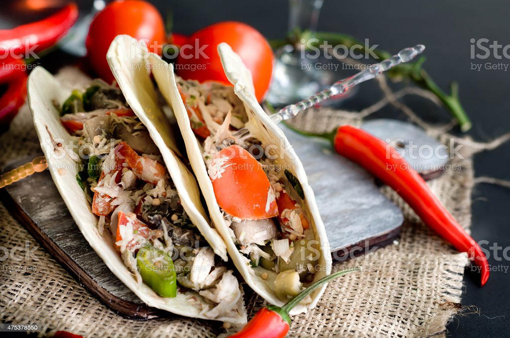 authentic mexican barbacoa stock photo