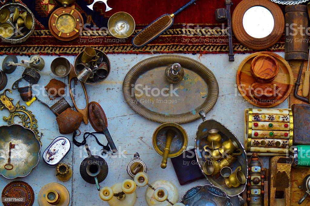 Authentic stock photo