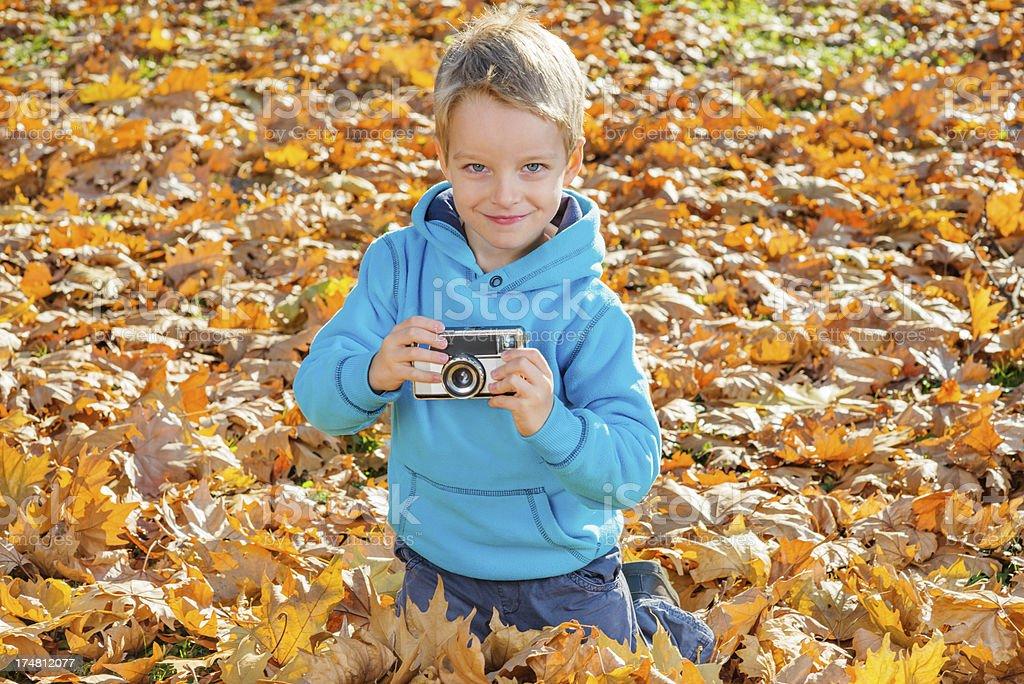 Autmn pictures stock photo