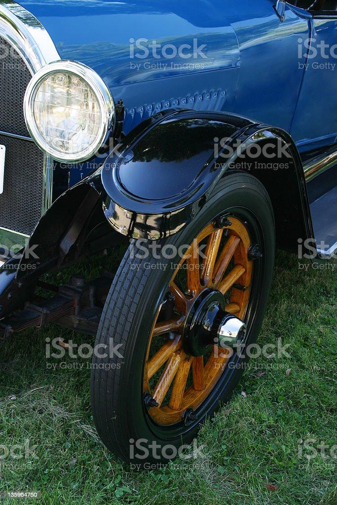 Auto- 1923 Oldsmobile 43-A stock photo