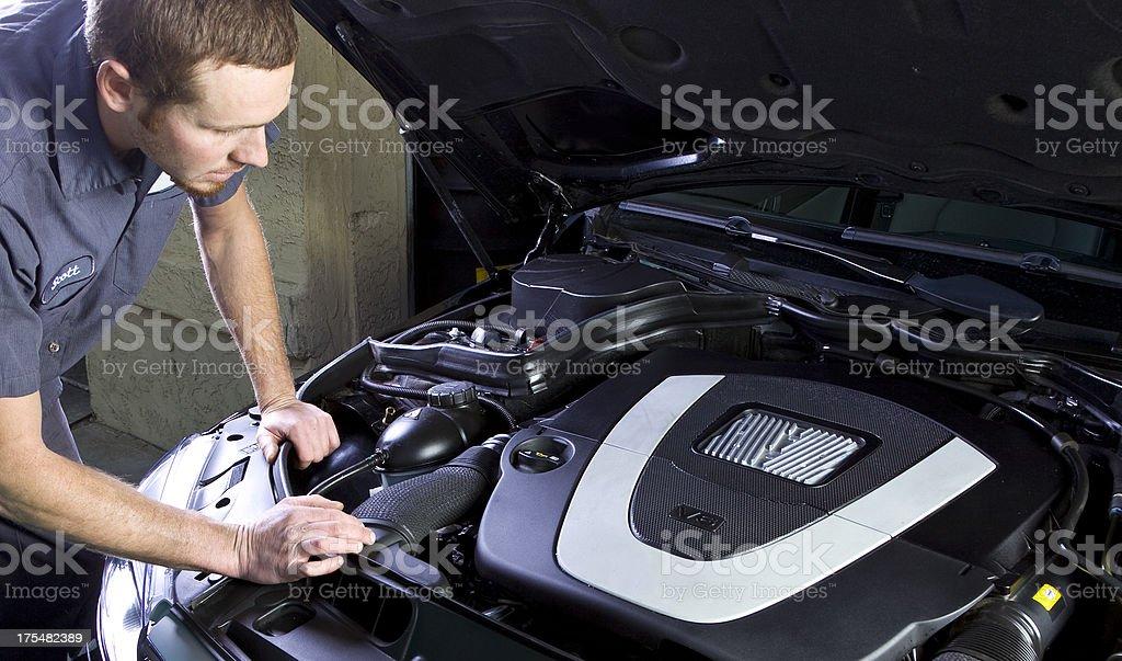 Auto Repair stock photo