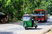 Auto rickshaw, Sri-Lanka