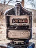 Auto rikshaw meter