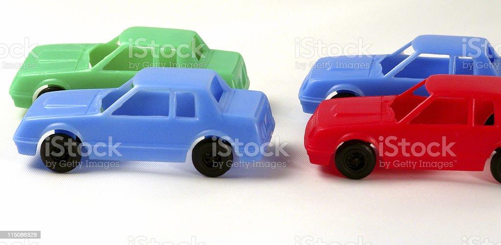 auto traffic scenes royalty-free stock photo