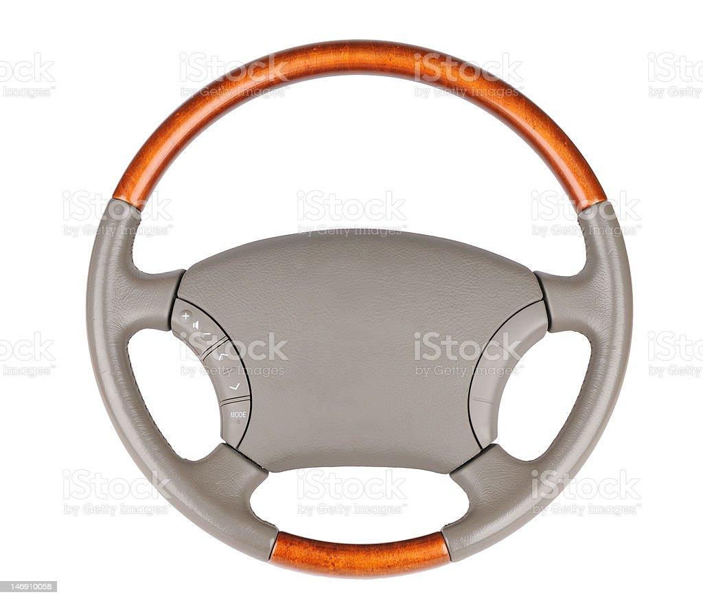 Auto wheel isolate royalty-free stock photo