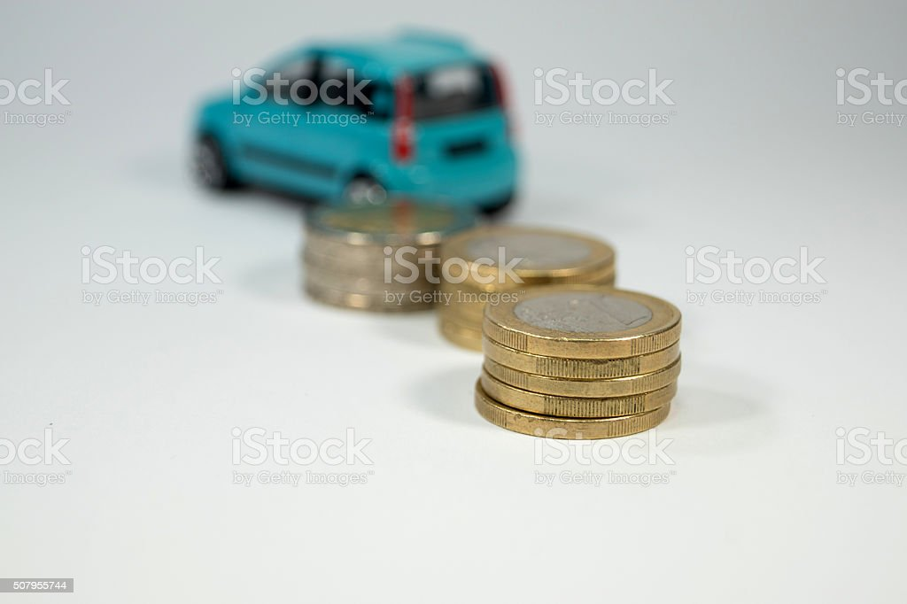 Autokosten stock photo
