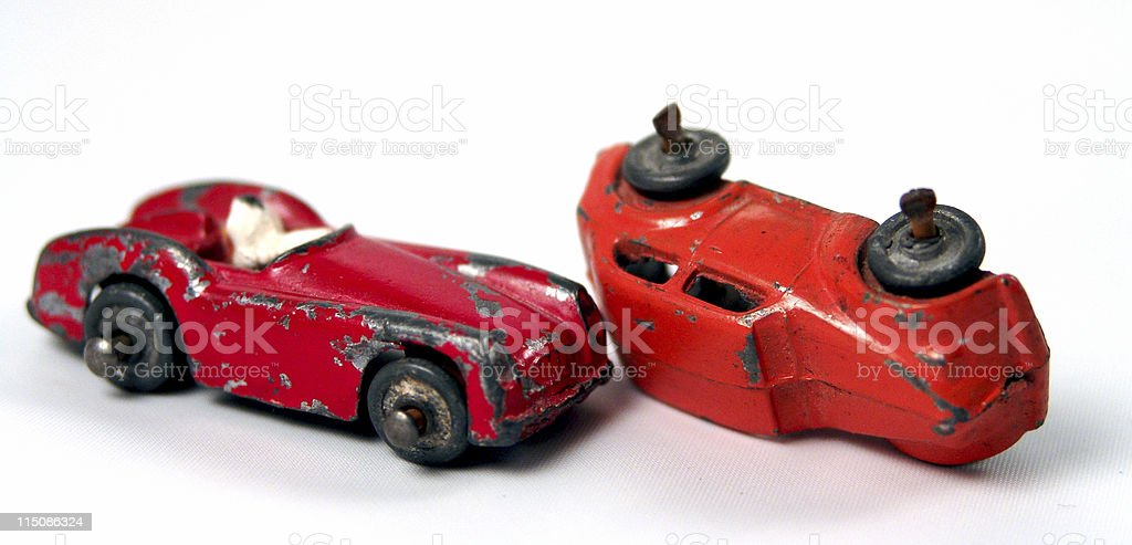 automobile accident crash royalty-free stock photo