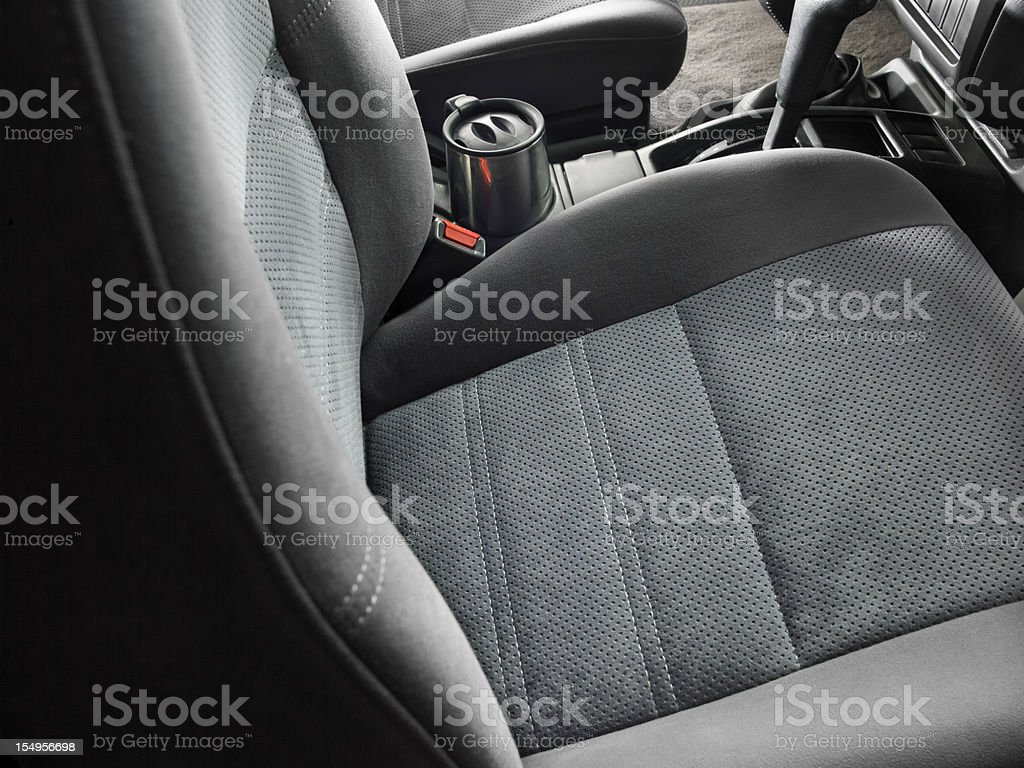 Automobile, Car Interior stock photo
