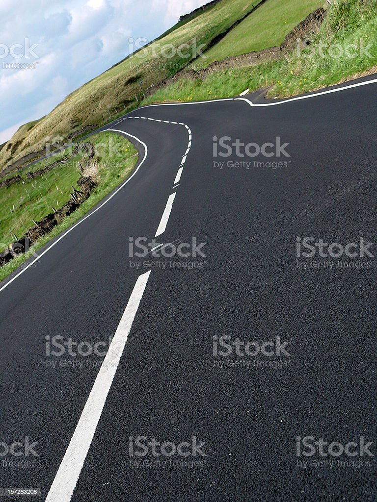 Automobiles & Transport - Road Trip royalty-free stock photo