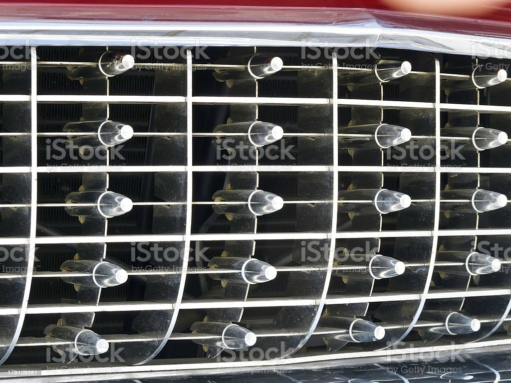 Automotive abstract royalty-free stock photo
