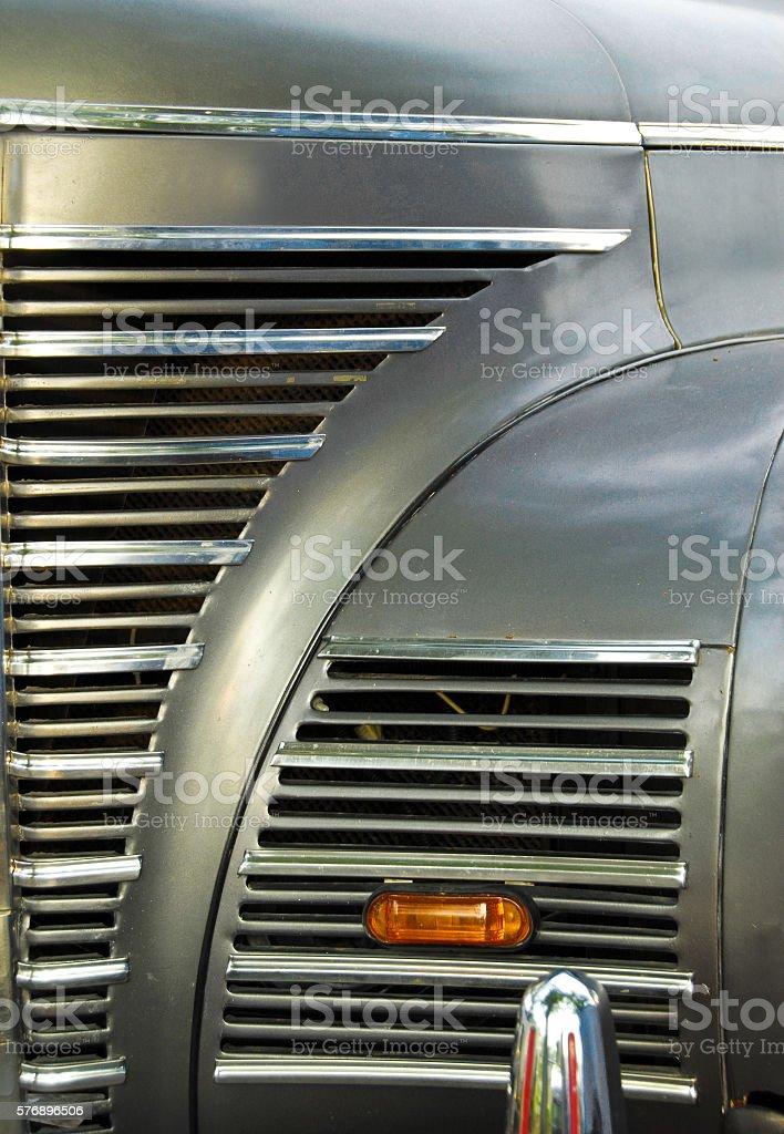Automotive Abstract stock photo