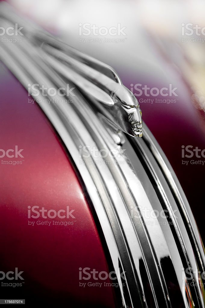 Automotive Ornament stock photo