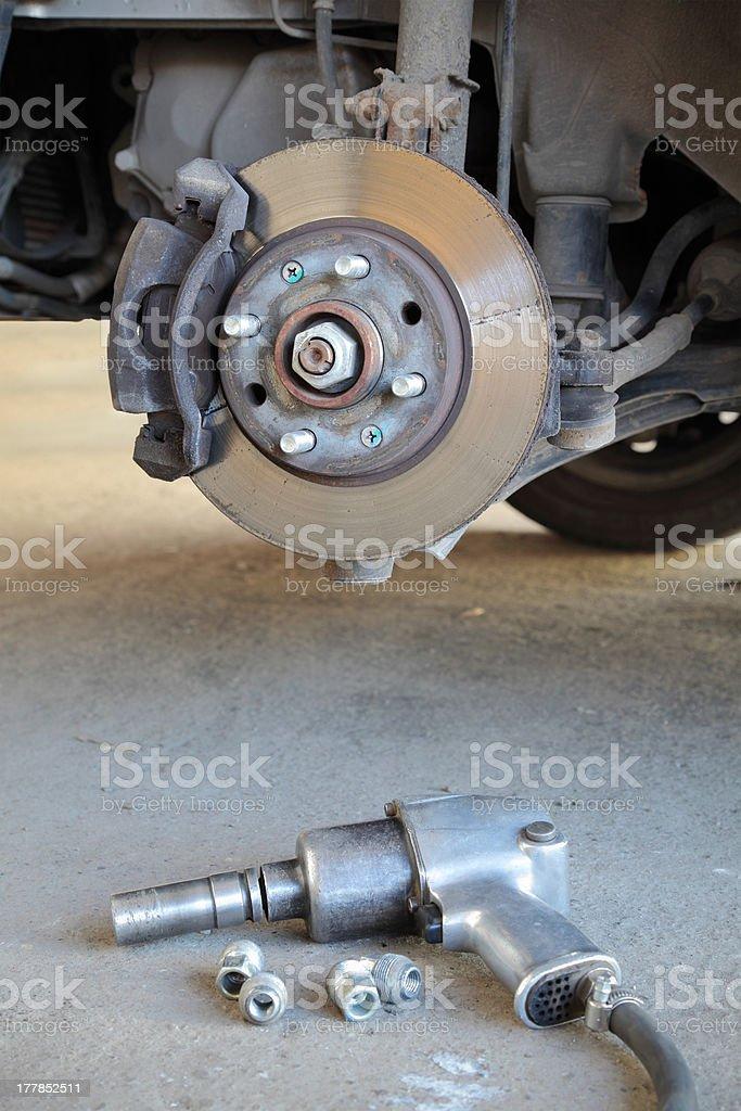 Automotive stock photo