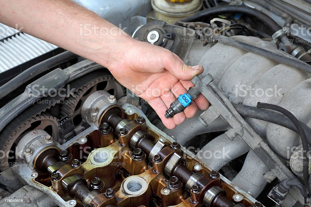 Automotive stock photo