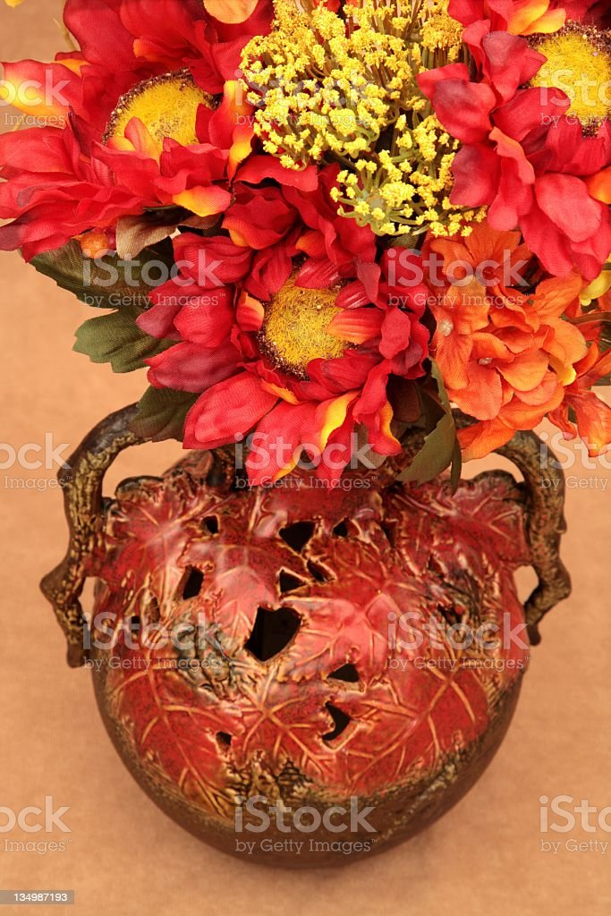 Autumn Arrangement 5 royalty-free stock photo