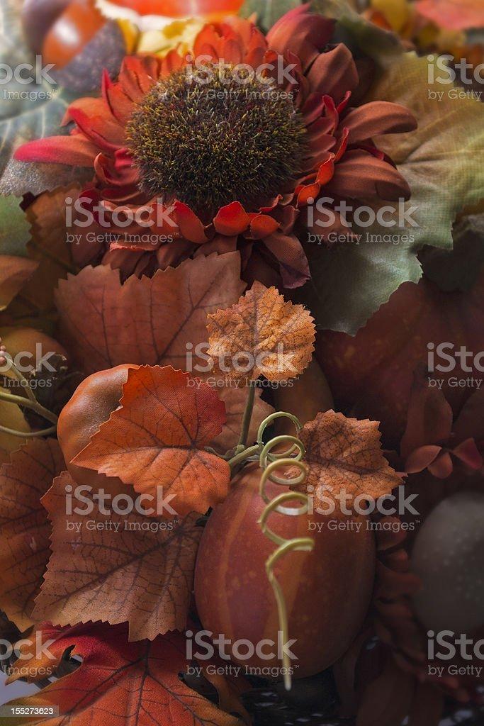 Autumn Arrangement royalty-free stock photo