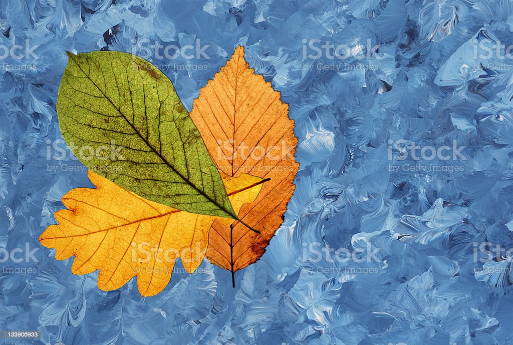 Autumn Art (XL) royalty-free stock photo