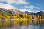 Autumn at Lake Wanaka, New Zealand