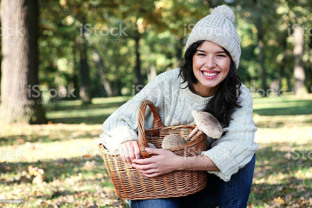 autumn beauty,series stock photo