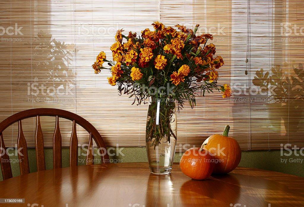 Autumn composition royalty-free stock photo