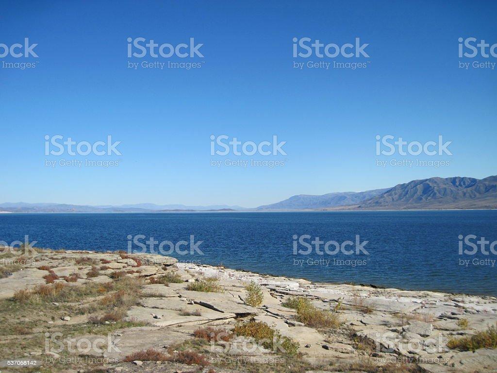 Herbst Landschaft Lizenzfreies stock-foto