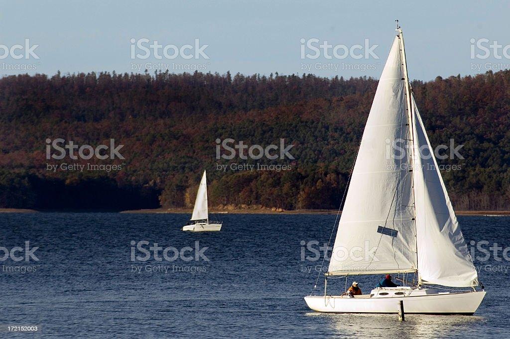 Autumn leisure royalty-free stock photo