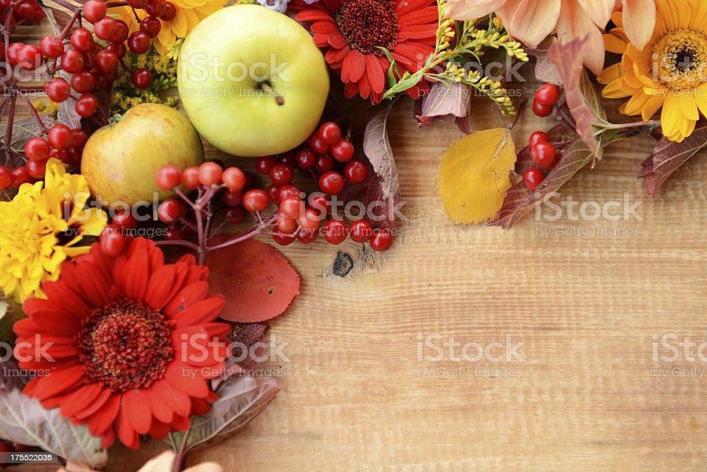 autumn ornament royalty-free stock photo