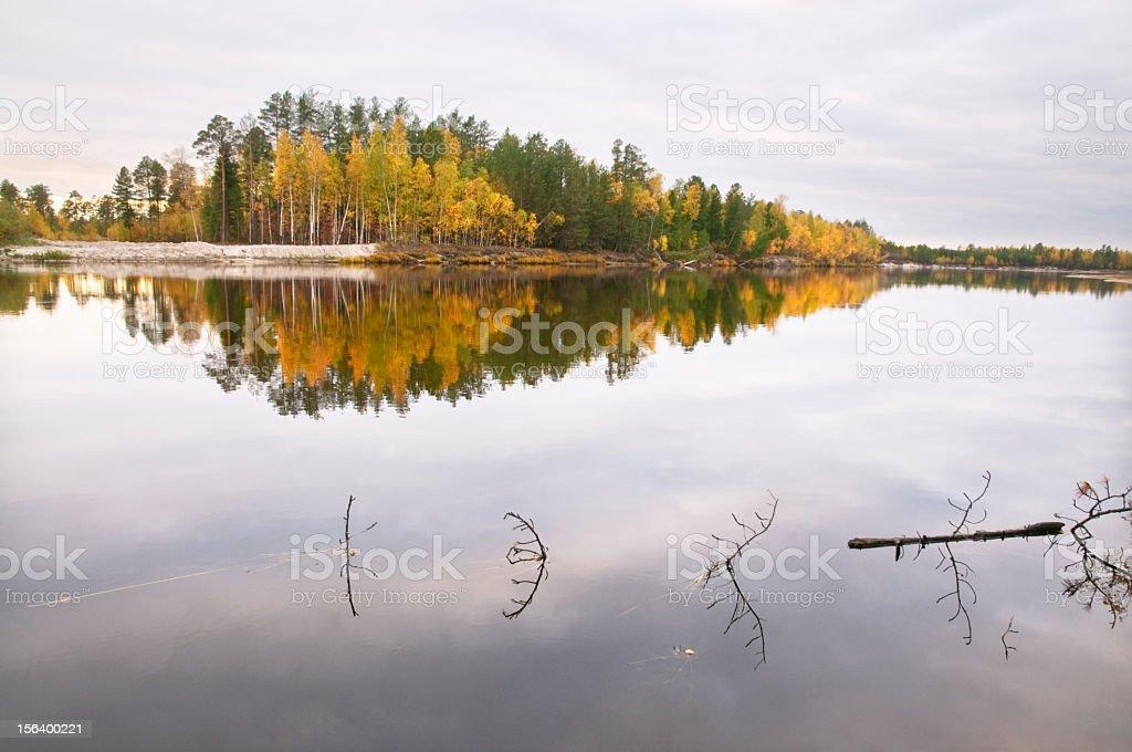 Autumn. royalty-free stock photo