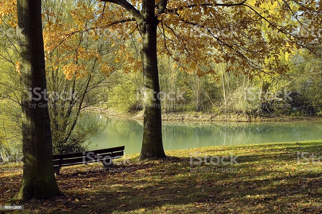 Autumn Scenic royalty-free stock photo