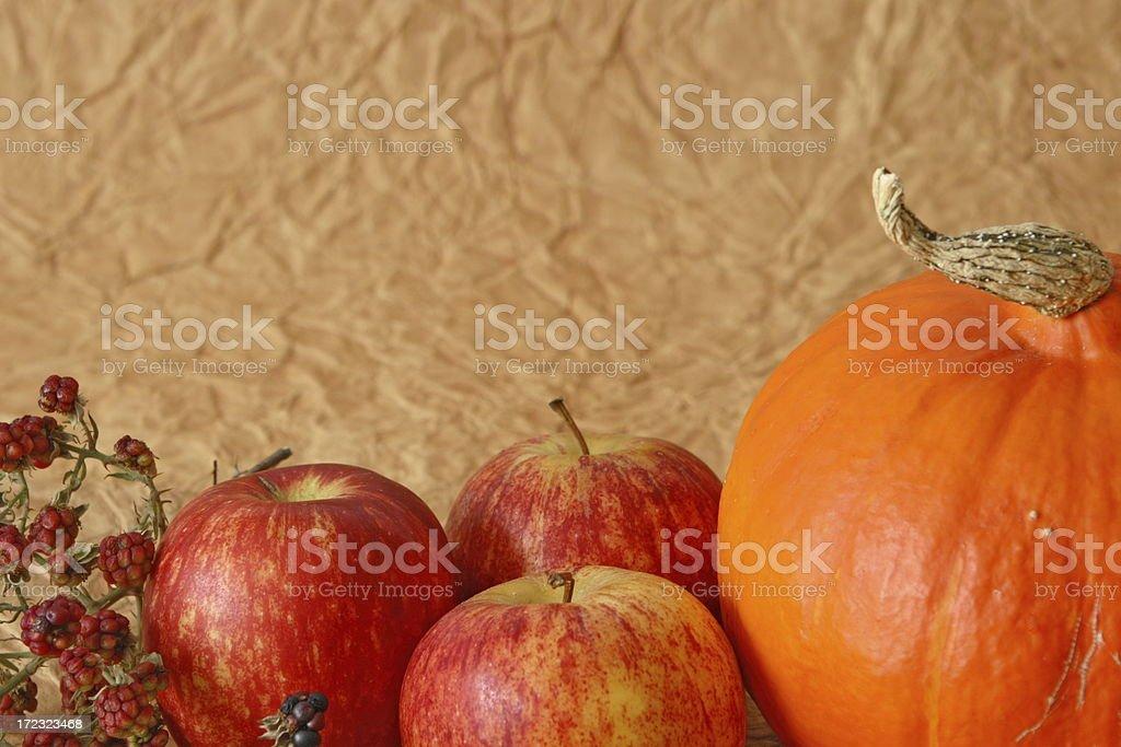 Autumn Setting stock photo