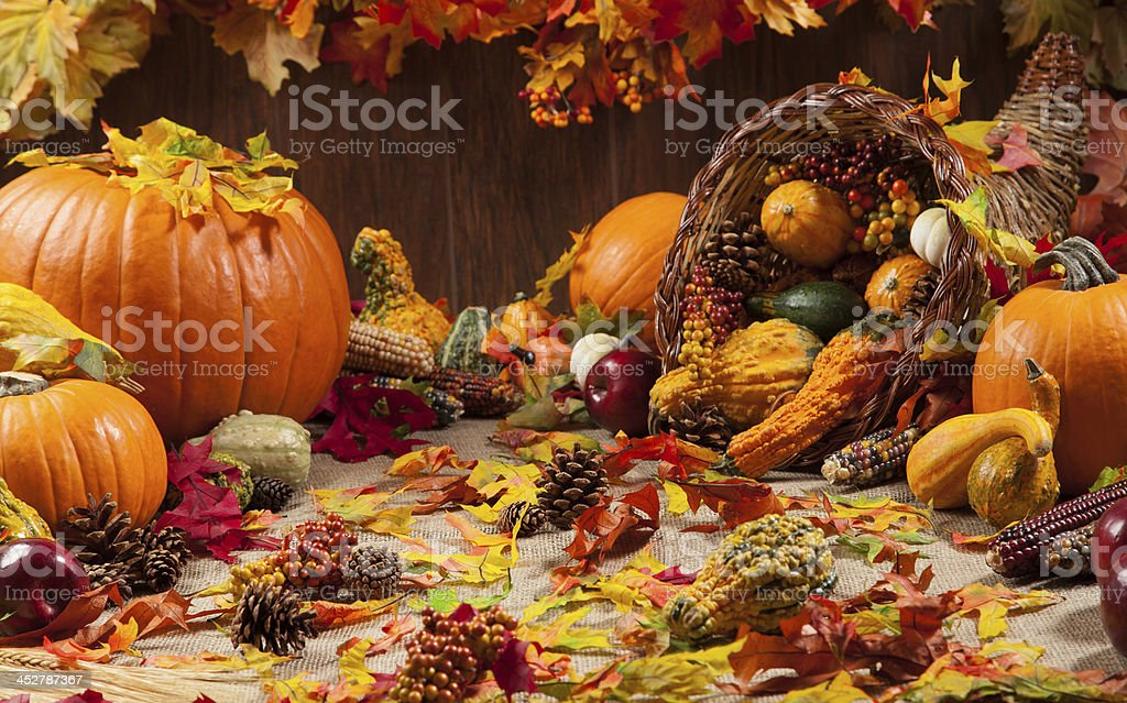 Autumn Still life 2 royalty-free stock photo