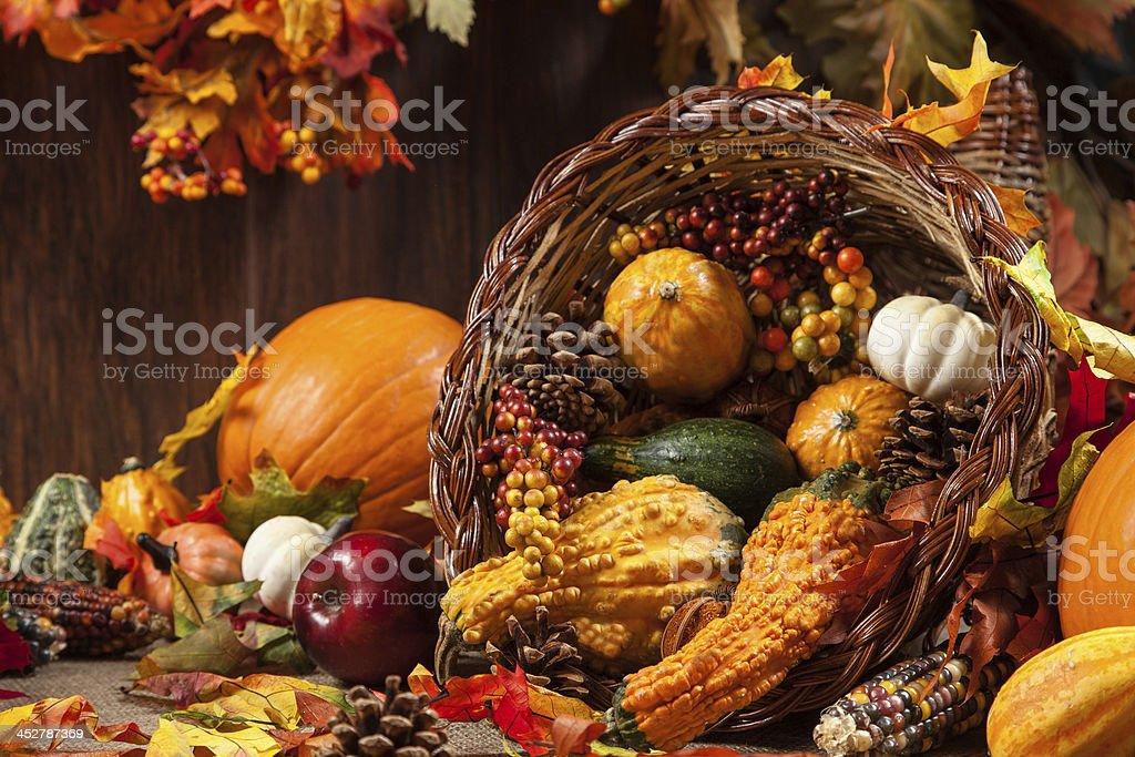 Autumn Still life 3 stock photo