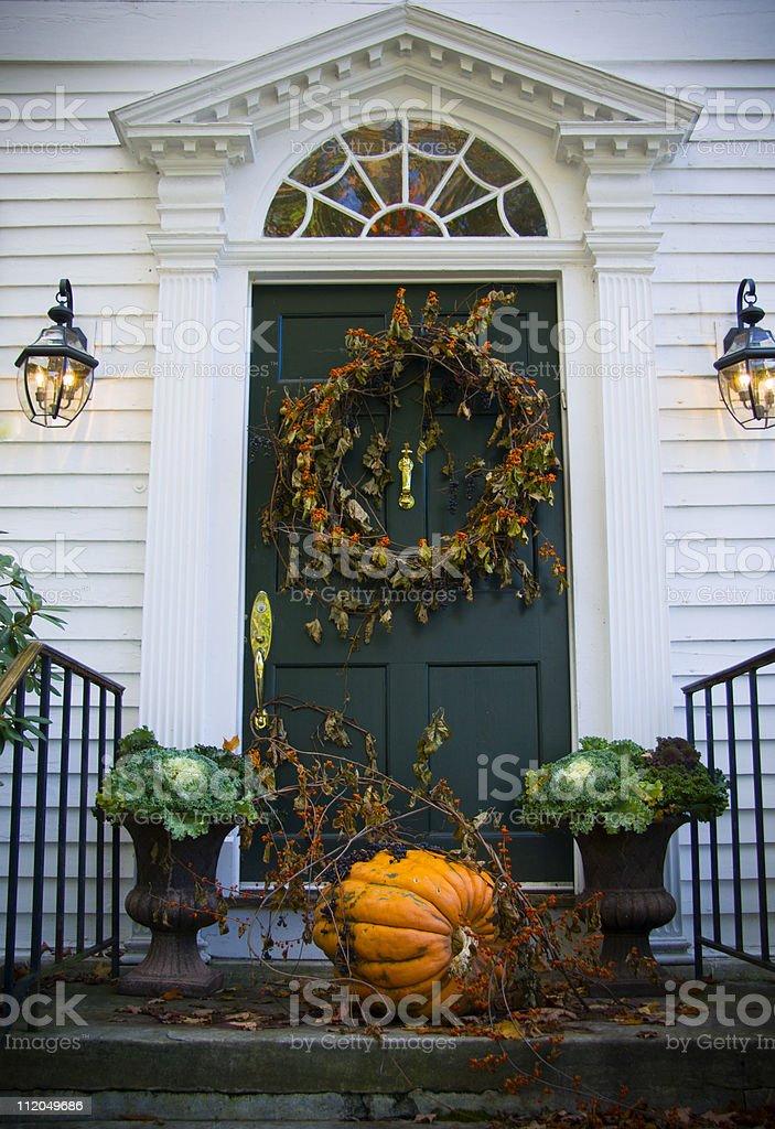 Autumnal royalty-free stock photo