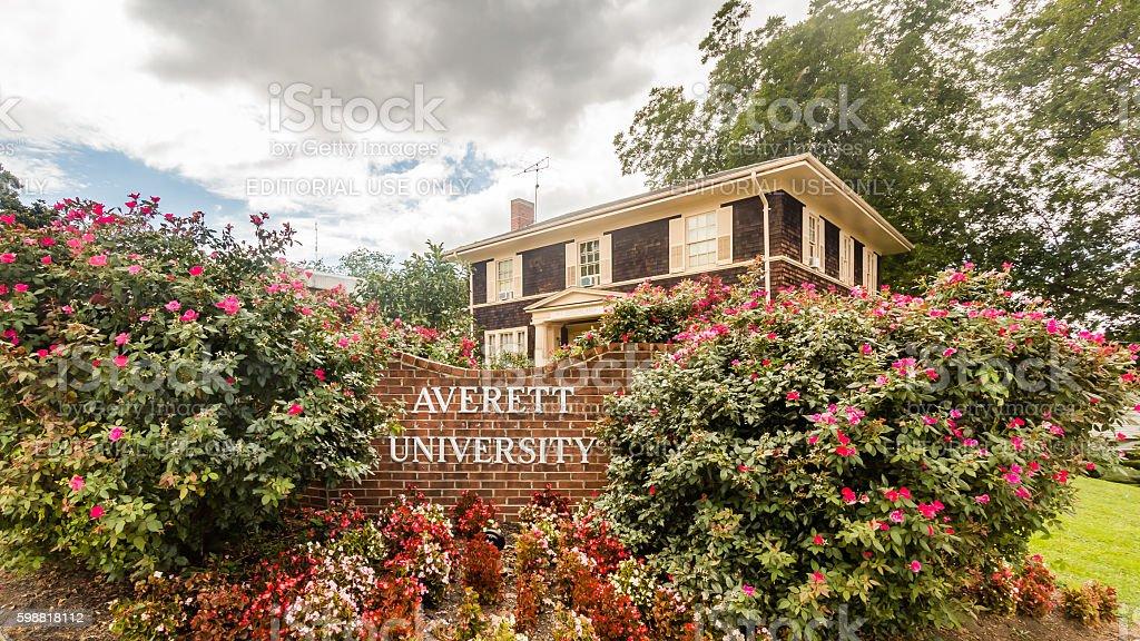 Averett University stock photo